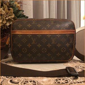 Authentic Louis Vuitton Reporter PM